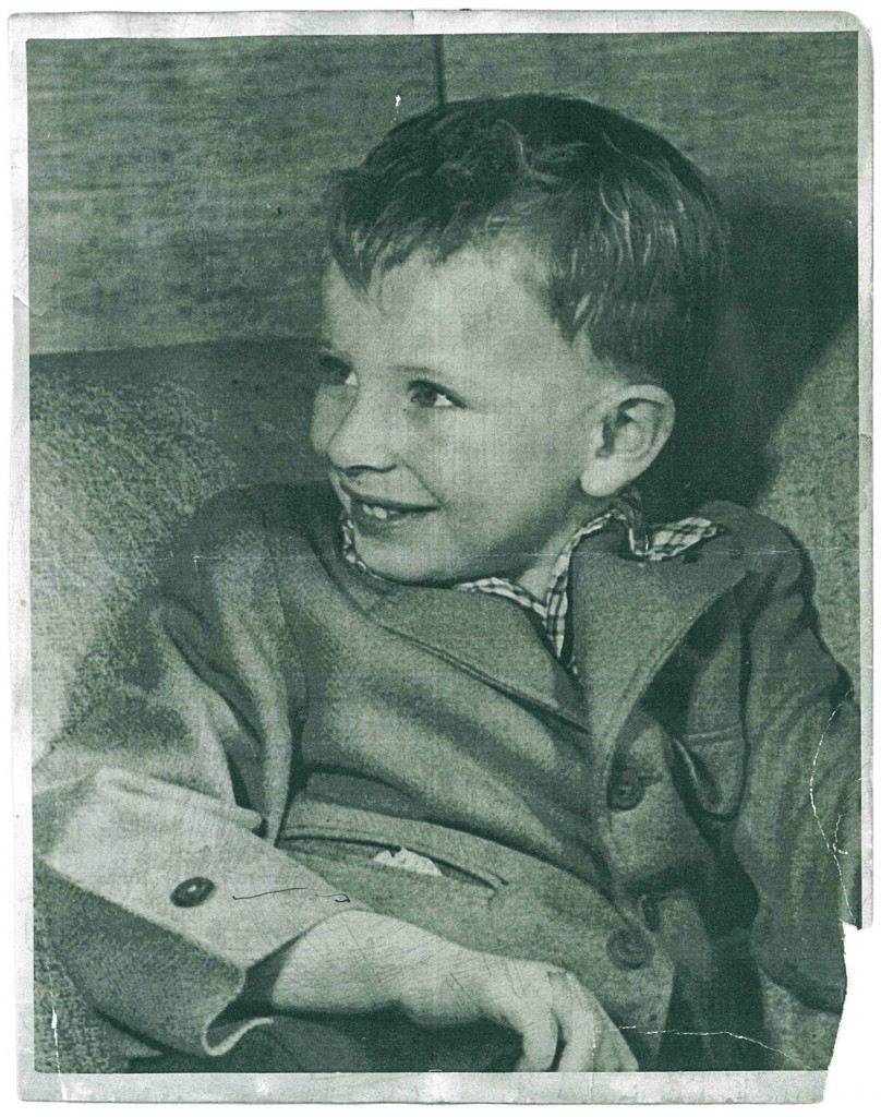 Patrick Carroll, taken by Therese Mitchell